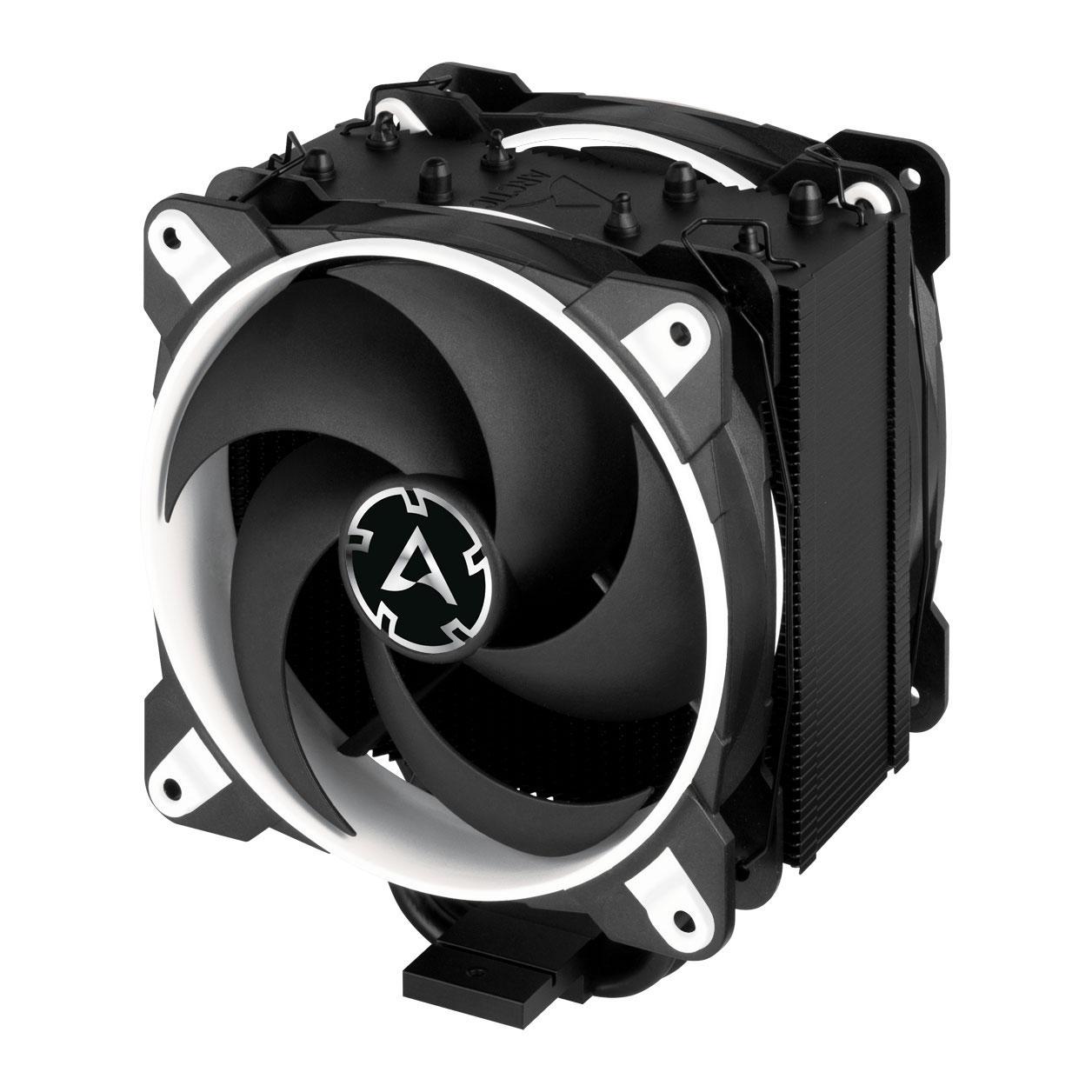 Охладител за процесор Arctic 34 Duo White eSports, Intel/AMD