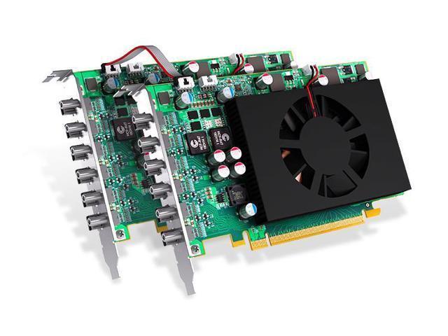 Кабел Matrox FL-F за свързване на 2 видео карти C680-E4GBF