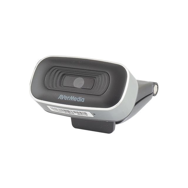 Уеб камера с микрофон AverMedia PW310, 1080p, USB 2.0, Черна