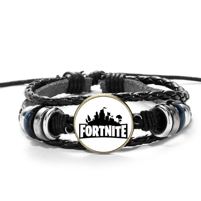 Гривна Fortnite светло лого