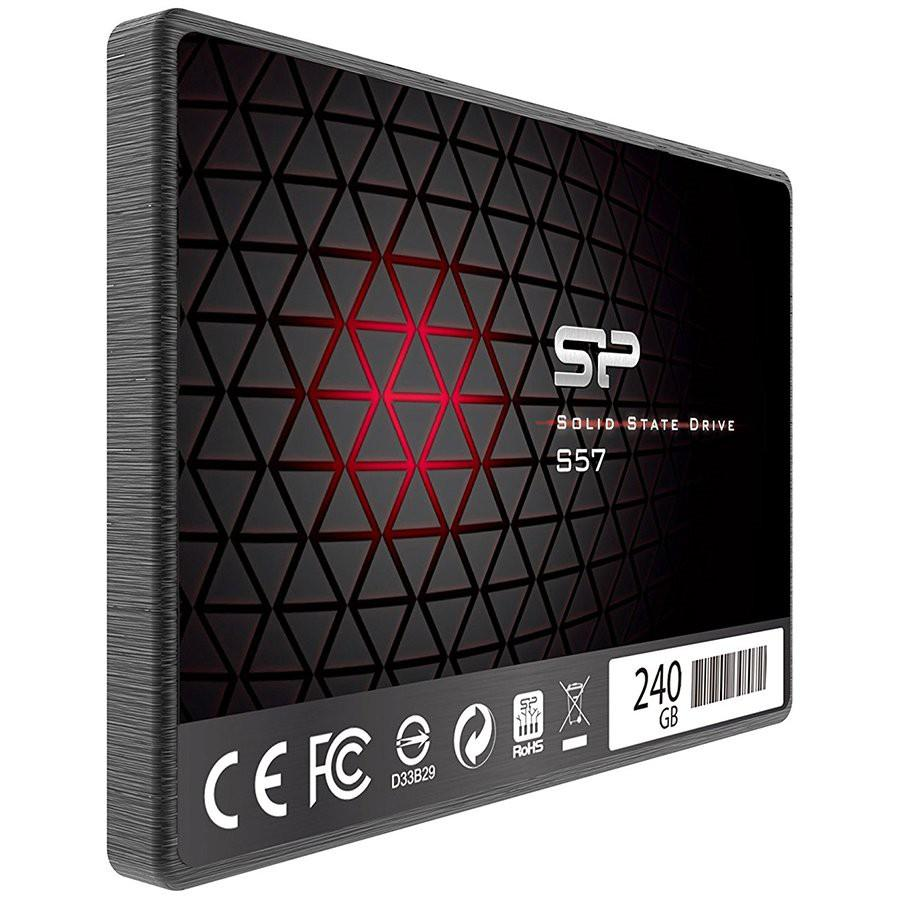 """Solid State Drive (SSD) SILICON POWER S57, 2.5"""", 120GB, SATA3"""