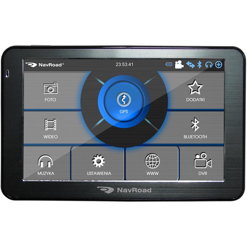 "NAVROAD RECO2, GPS навигационна система, 5"", Windows CE 6.0, FM, Bluetooth"