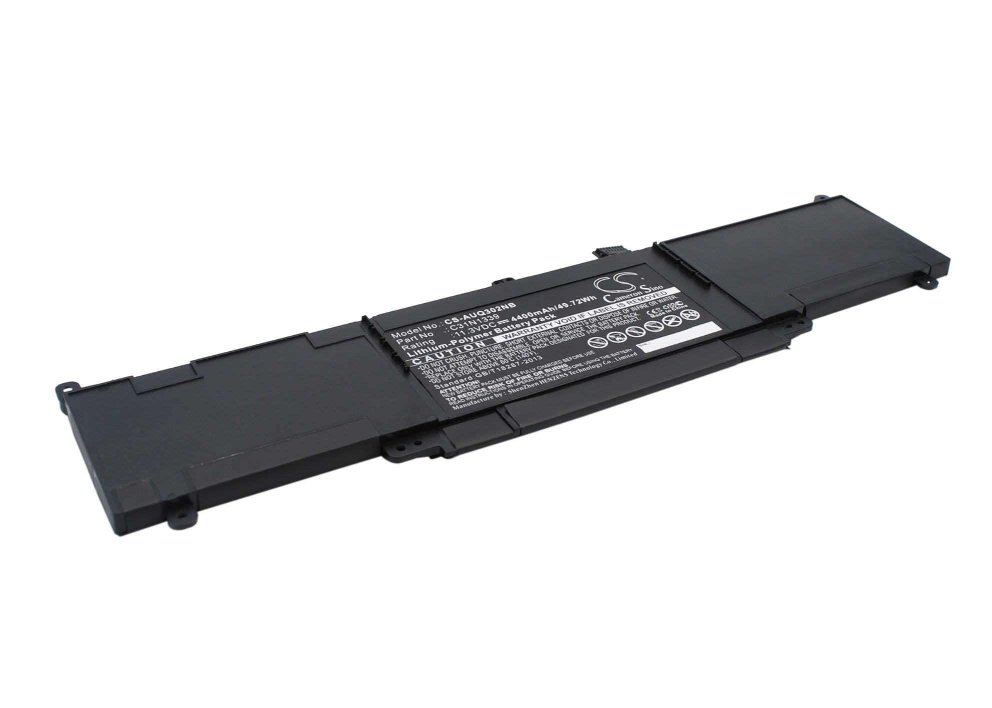 Батерия  за лаптоп ASUS CS-AUQ302NB C311339 Asus Q302L, Q302LA 11.3 4300mAh CAMERON SINO