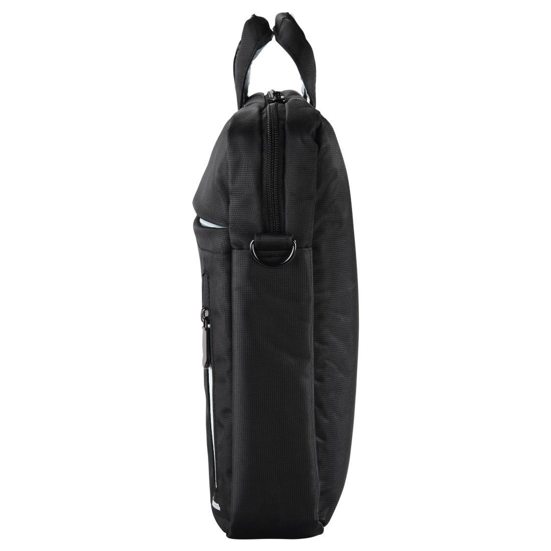 "Чанта за лаптоп HAMA Marseille Style 101280, 13.3"", Черен/Сив"