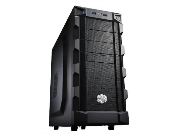 Кутия Cooler Master K280 RC-K280-KKN1, ATX, Черен