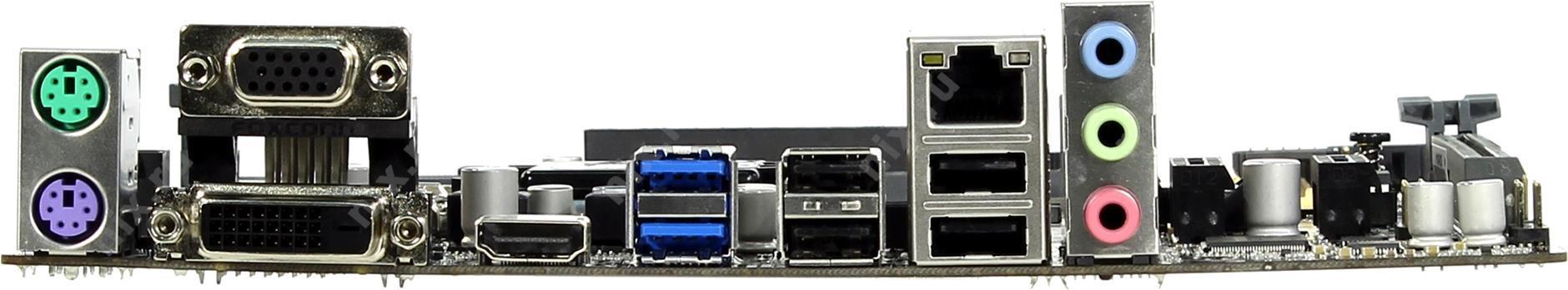 Дънна платка ASUS H110M-R/C/SI (Bulk) socket 1151, 2xDDR4,HDMI,DVI