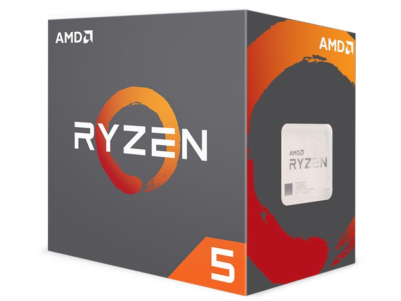 Процесор AMD RYZEN 5 1600X 6-Core 3.6 GHz (4.0 GHz Turbo) 19MB/95W/AM4