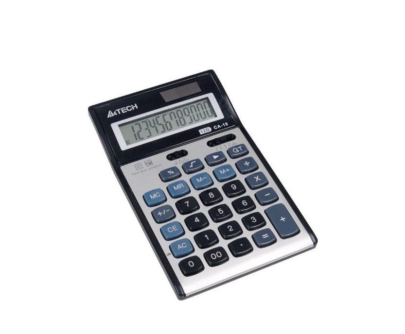 Калкулатор A4tech CA-10, 12