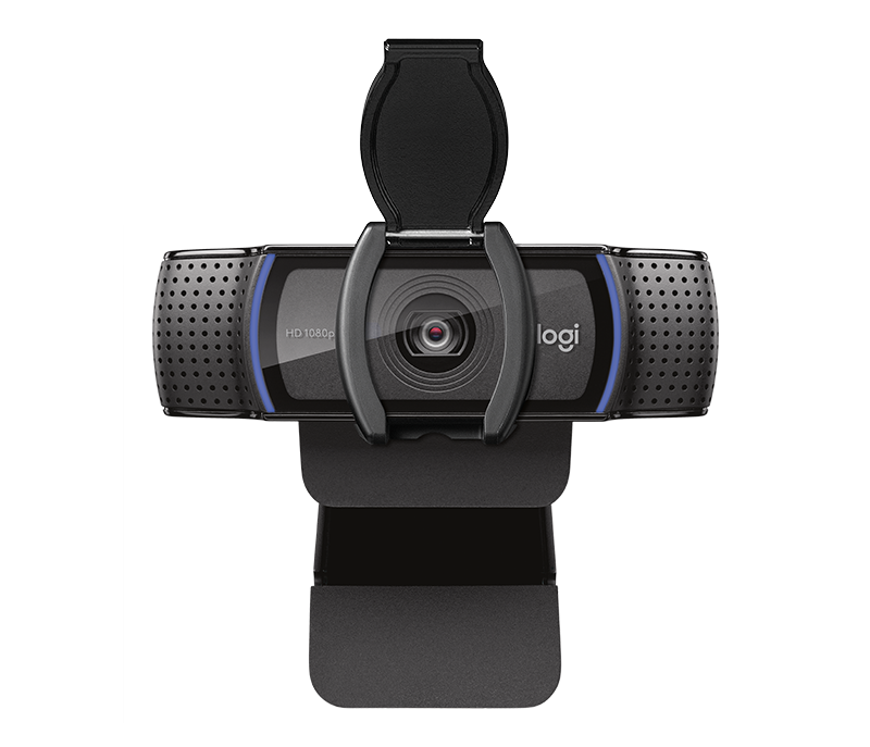 Уеб камера с микрофон LOGITECH C920s Pro HD 1080p