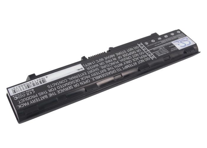 Батерия  за лаптоп TOSHIBA PA5023/ PA5024U, 10.8V, 5200mAh, Черен, Cameron sino