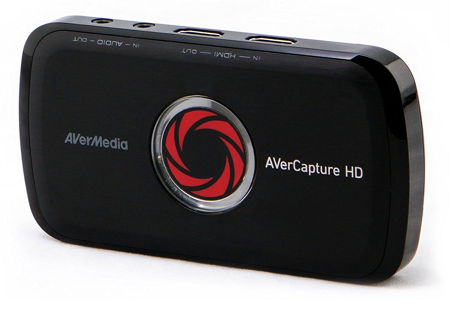 Външен кепчър AVerMedia LIVE Gamer Portable Lite, USB