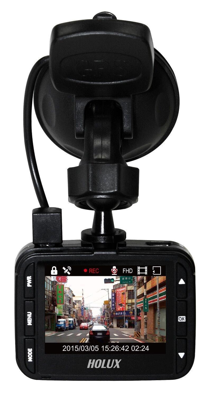 Видеорегистратор Holux Mini3, Full HD, G-Sensor