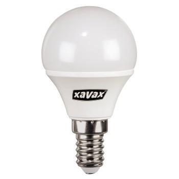 LED крушка XAVAX 112218, 230V, 4.5W, E14, P45, 2700K, bulb