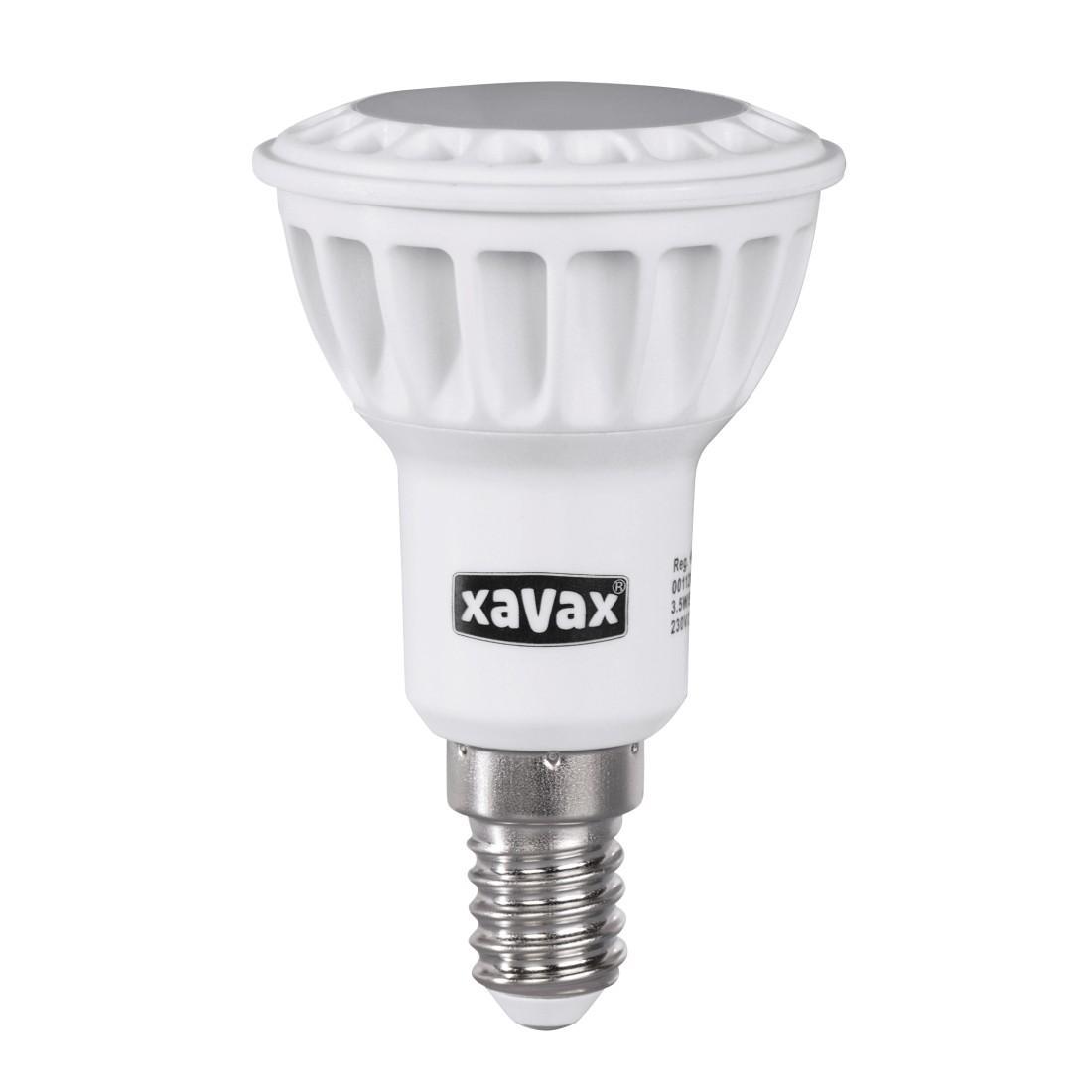 LED крушка XAVAX 112089, 230V, 3.5W, E14, PAR 16, 3000K, bulb