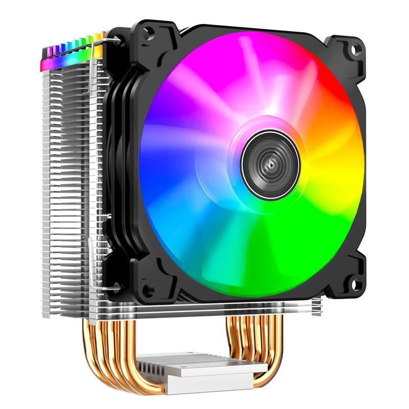 Охладител за процесор Jonsbo CR-1400 ARGB, AMD/INTEL
