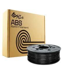 Консуматив за 3D принтер XYZprinting - ABS рефил, 1.75 mm, Черен