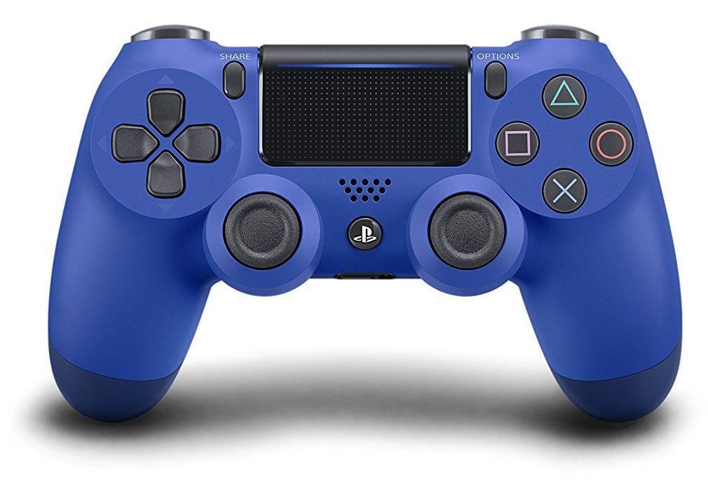Безжичен геймпад Sony DualShock 4 Wave Blue