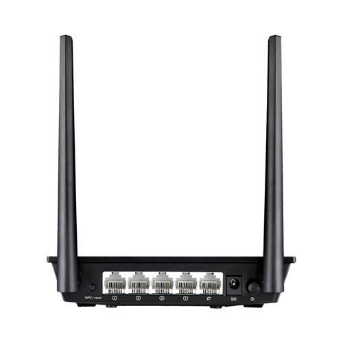 Безжичен рутер Asus RT-N12+, 300Mbps