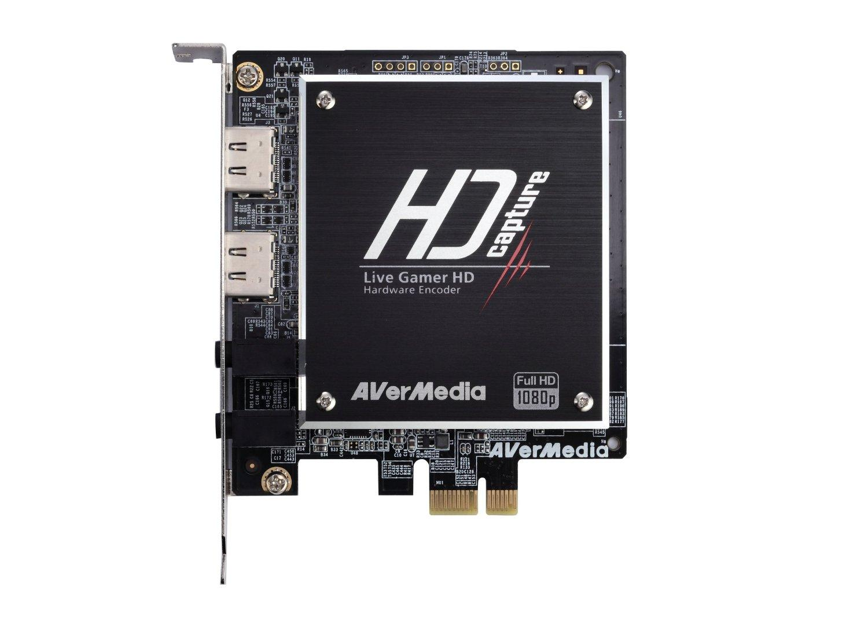 Вътрешен кепчър AVerTV LIVE Gamer HD