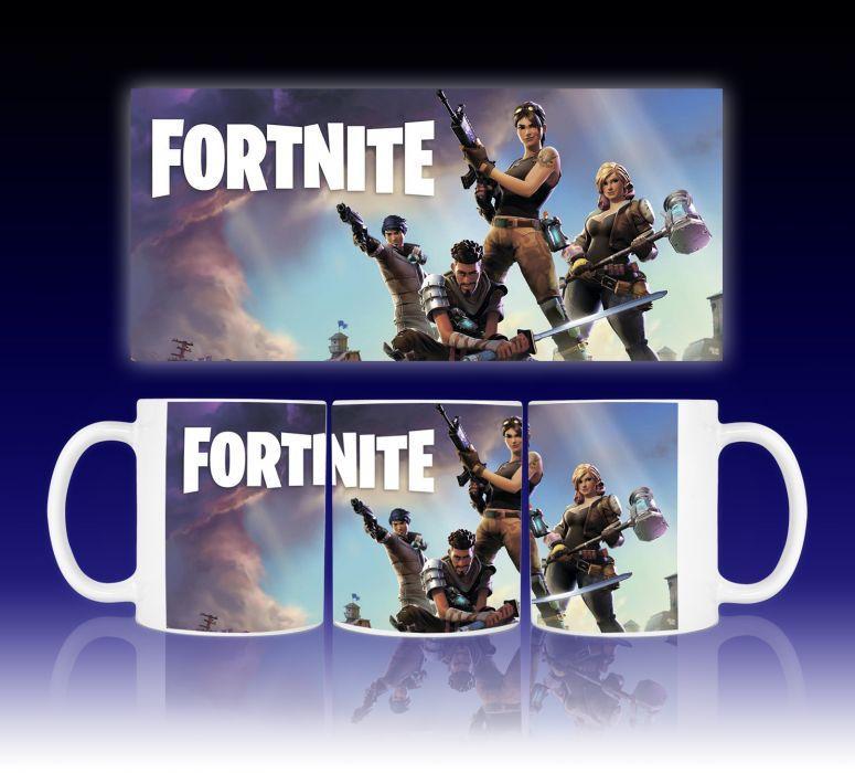 Чаша Fortnite