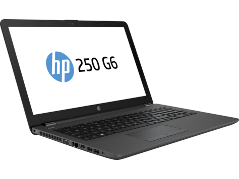"Лаптоп HP 250 G6 , процесор Intel Core i3-6006U (2.00Ghz,3Mb), 15.6"", 4GB DDR4,HDD 1000GB, без ОС, Intel HD Graphics 520, Черен"
