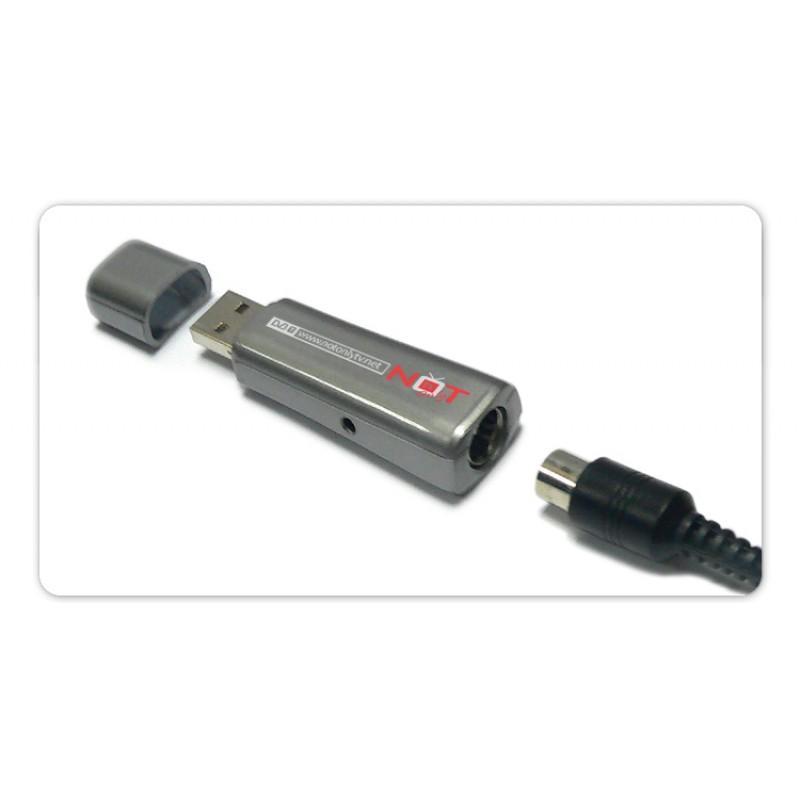 Външен тунер NotOnlyTV Deluxe, FM, Дистанционно, USB 2.0