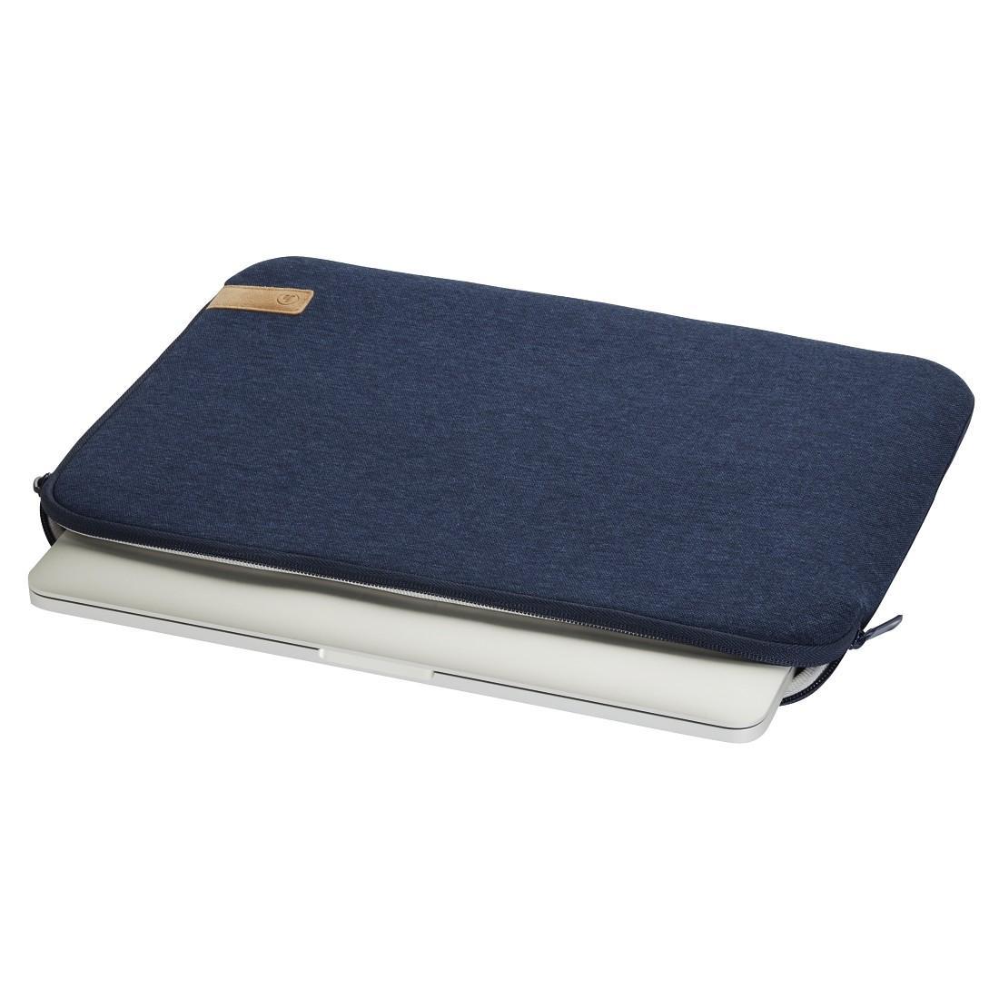 "Универсален калъф за лаптоп HAMA Jersey, до 30 см  (11.6""), Син"