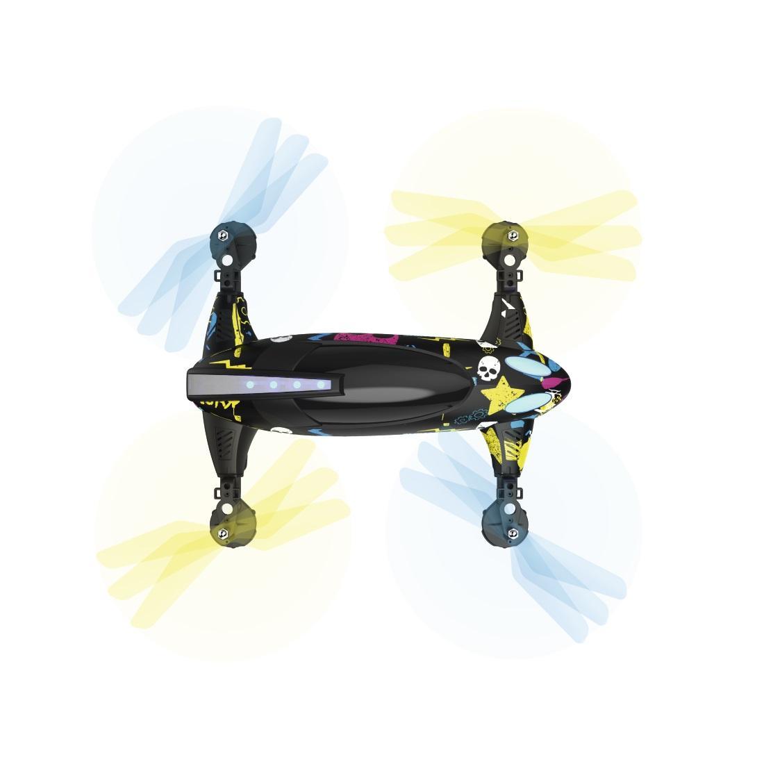 Дрон/кола - 2 в 1 HAMA Racemachine, 6-осов G-сензор, 720p камера
