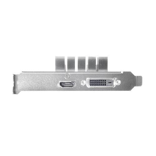 Видео карта ASUS GeForce® GT 1030 2GB GDDR5 64 bit, Low Profile, Silent,  DVI-D, HDMI