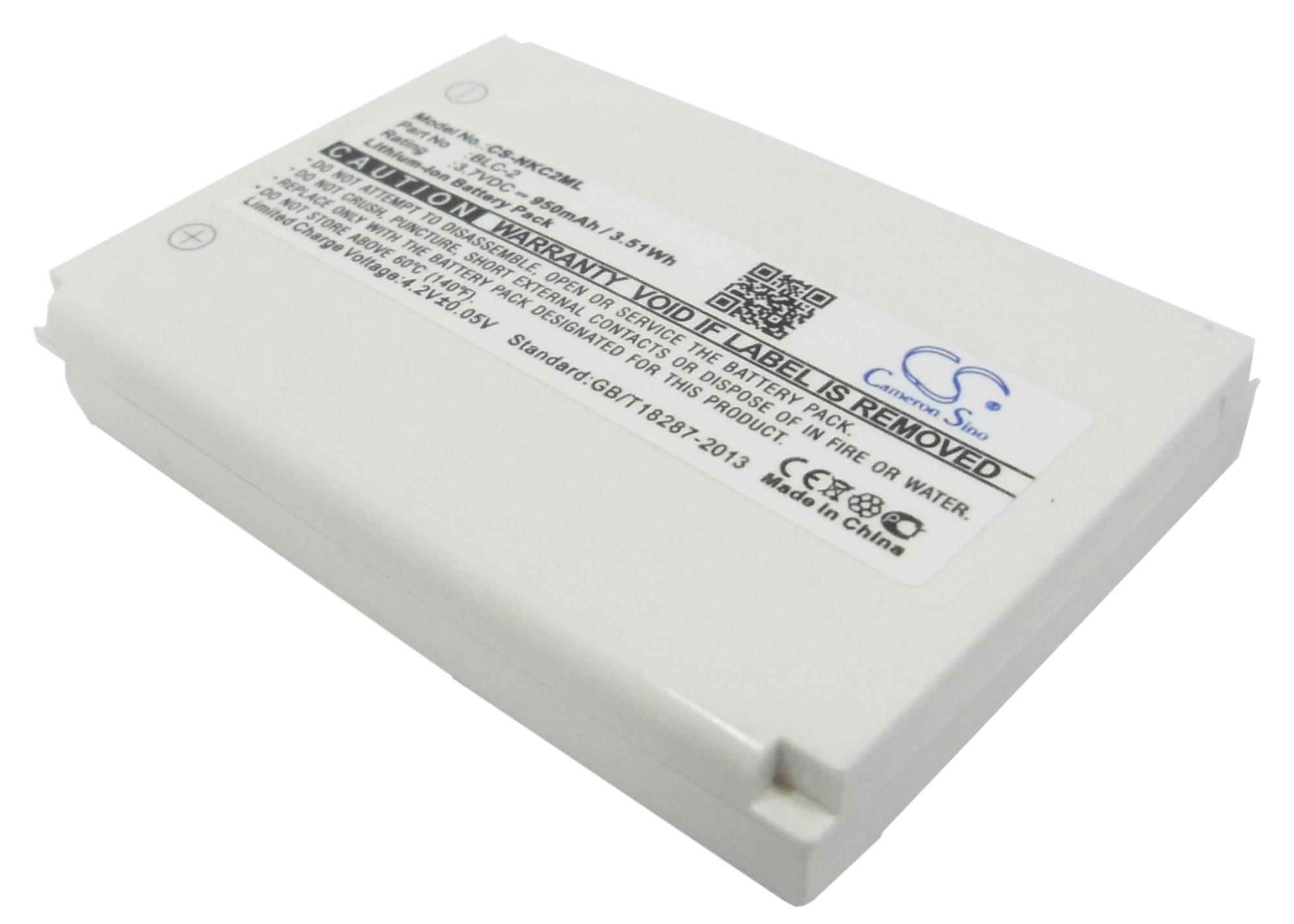 Батерия за телефон за NOKIA 1220, 3310, 3510, 6010 3.7V 950mAh CAMERON SINO