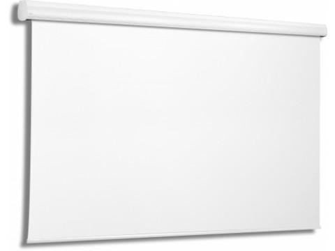 Електрически екран AVERS Solar 55-41 WI, 550 x 413, 4:3, White Ice