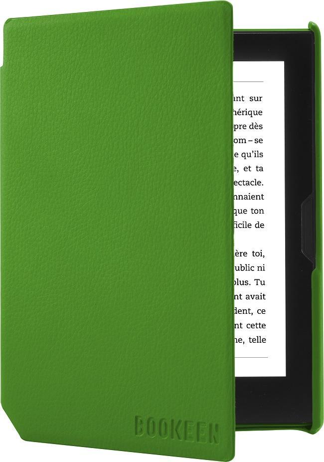 Калъф BOOKEEN за eBook четец Cybook Muse, 6 inch, Зелен