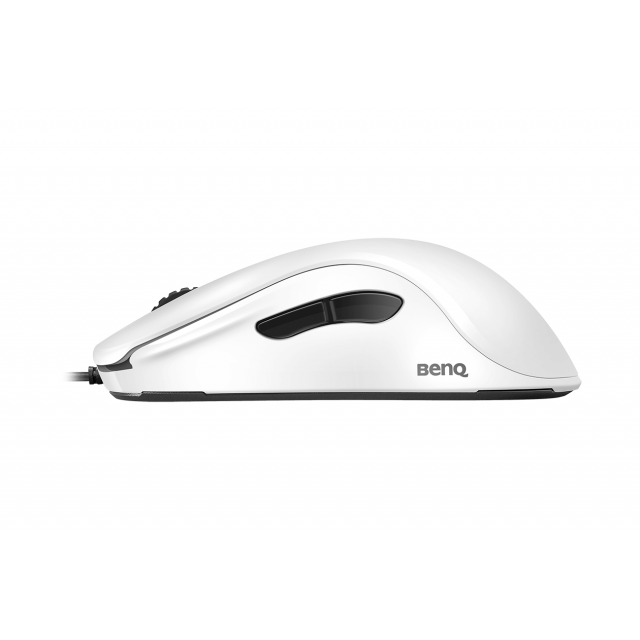 Геймърска мишка ZOWIE ZA11, Оптична, Кабел, USB, Бял