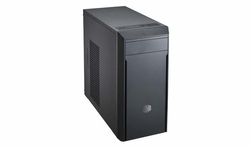 Кутия Cooler Master MasterBox Lite 3 MCW-L3B2-KN5N, mATX, Черен