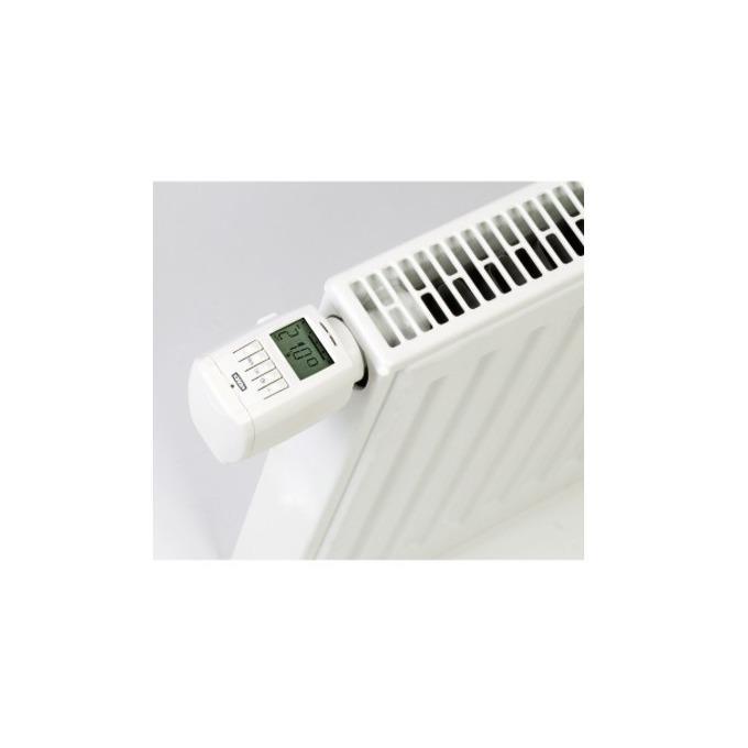 Ръчно управляема термоглава за радиатор XAVAX 111972