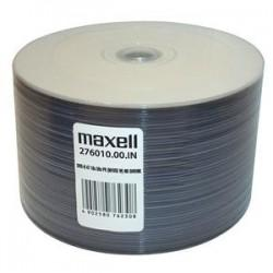 CD-R80 MAXELL, 700 MB, 52x, Printable, 50 бр.