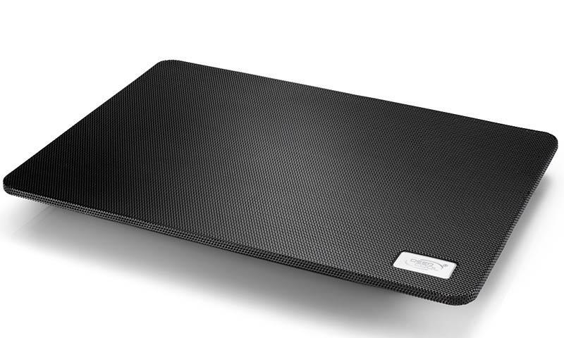 "Охладител за лаптоп DeepCool N1, 15.6"", 180 mm, Черен"