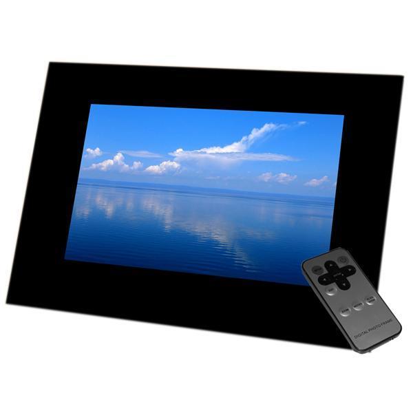 """Цифрова фото рамка Maxell DPF 71, 7"""", Черен,"""