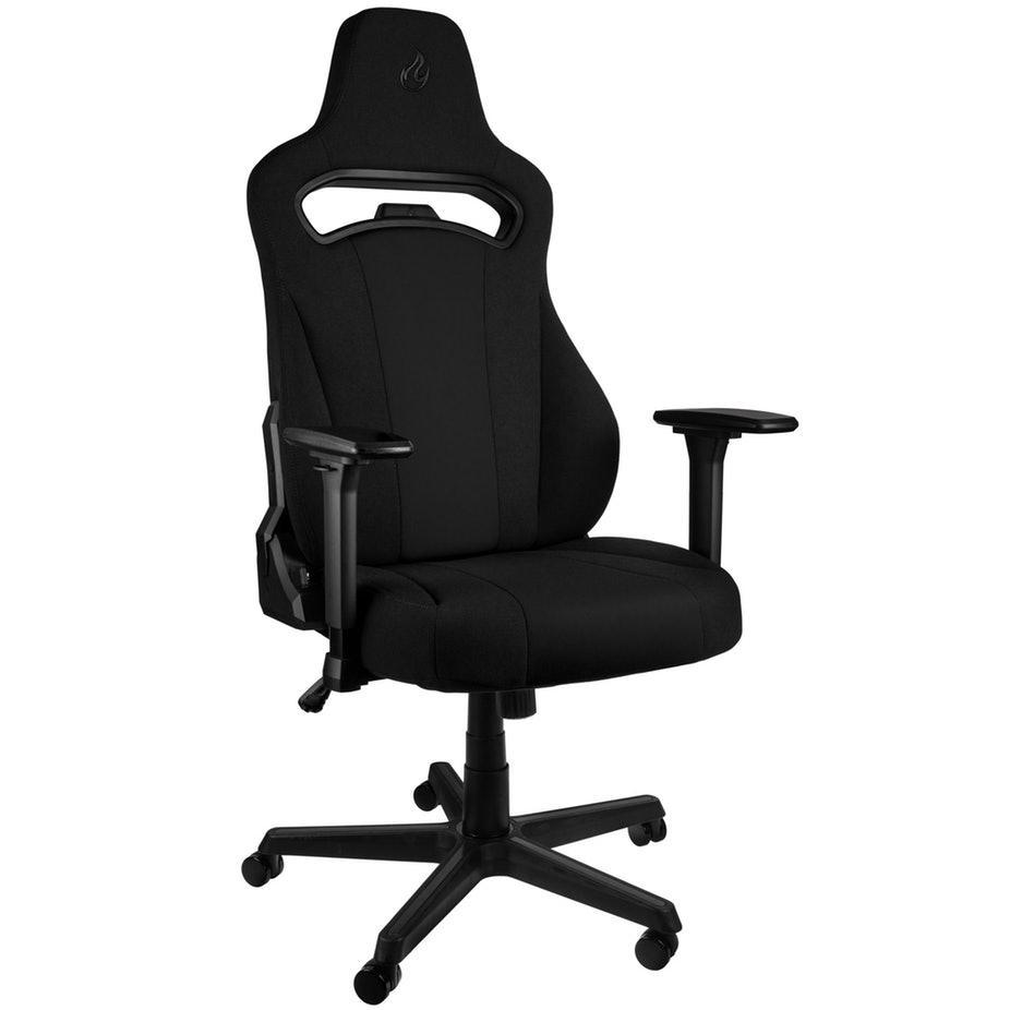 Геймърски стол Nitro Concepts E250, Stealth Black