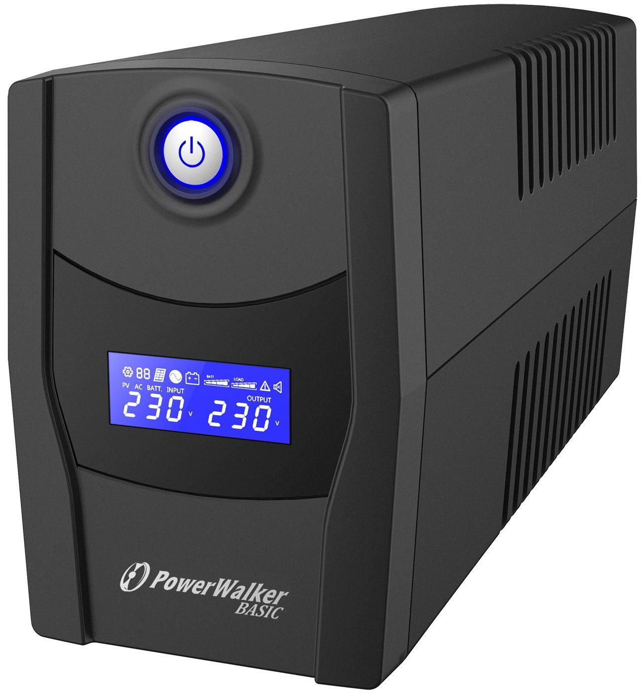 UPS POWERWALKER VI 1000 STL, 1000VA Line Interactive