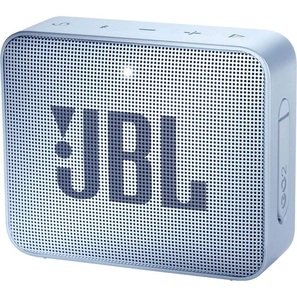 Блутут колонка JBL GO 2 Светлосин