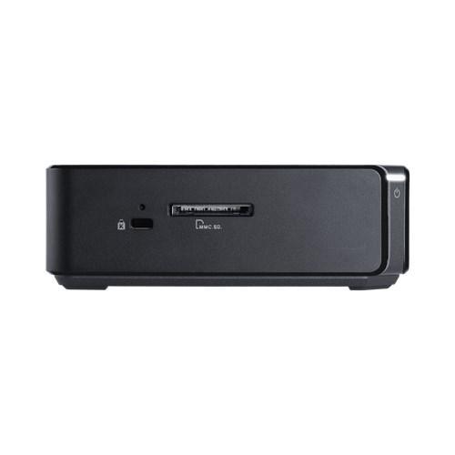 Настолен компютър ASUS CHROMEBOX2-G086U, Intel® Celeron™ 3215U/ 4GB DDR3/ 16GB SSD/Wi-Fi AC+BT/Chrome OS
