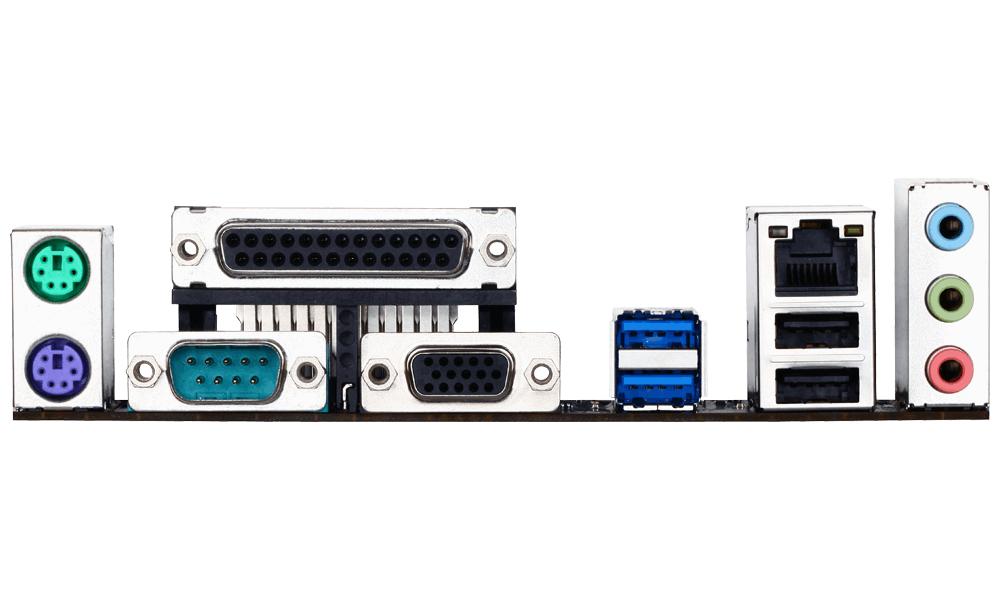 Дънна платка GIGABYTE GA-H110M-DS2, Socket 1151, Micro ATX, DDR4, rev 1.0