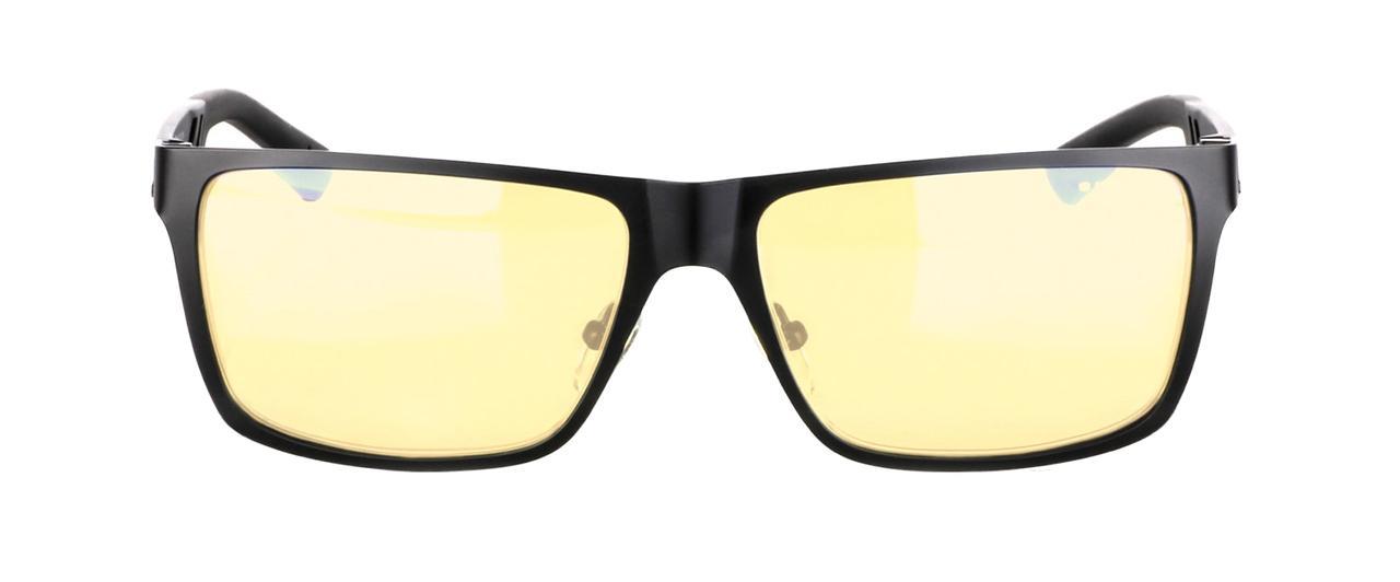 Геймърски очила GUNNAR VINYL Onyx, Amber, Черен