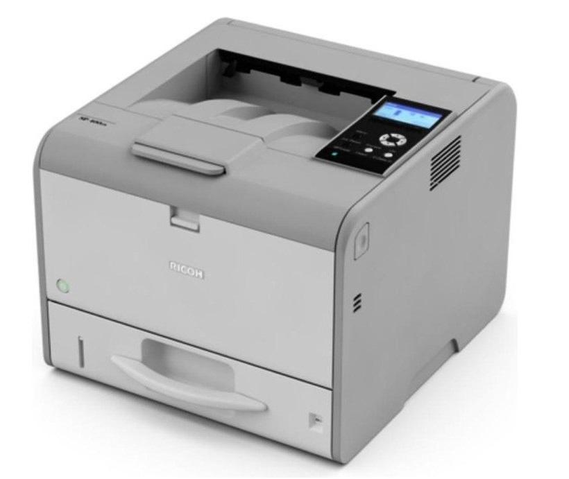 Лазерен принтер RICOH SP400DN, USB, LAN, A4, дуплекс, 1200 x 1200 dpi, 30 ppm