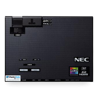 Преносим Видеопроектор NEC L102W, WXGA, 1000, LED, DLP