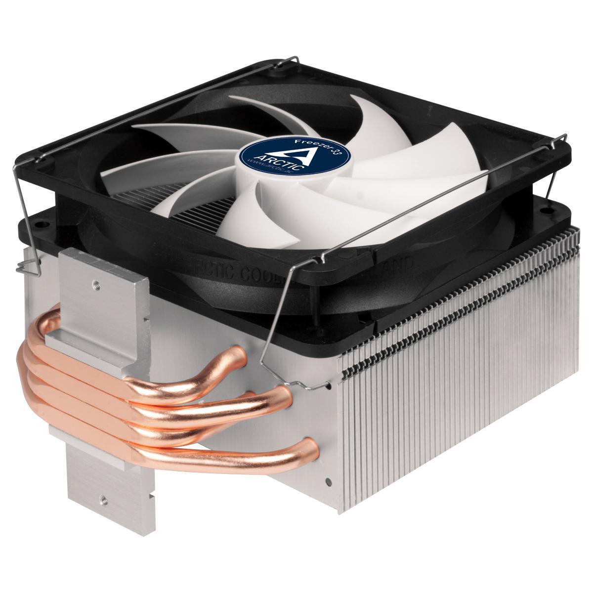 Охладител за процесор Arctic Freezer 33 , AM4/2066/2011/1156/1155/1150/1151