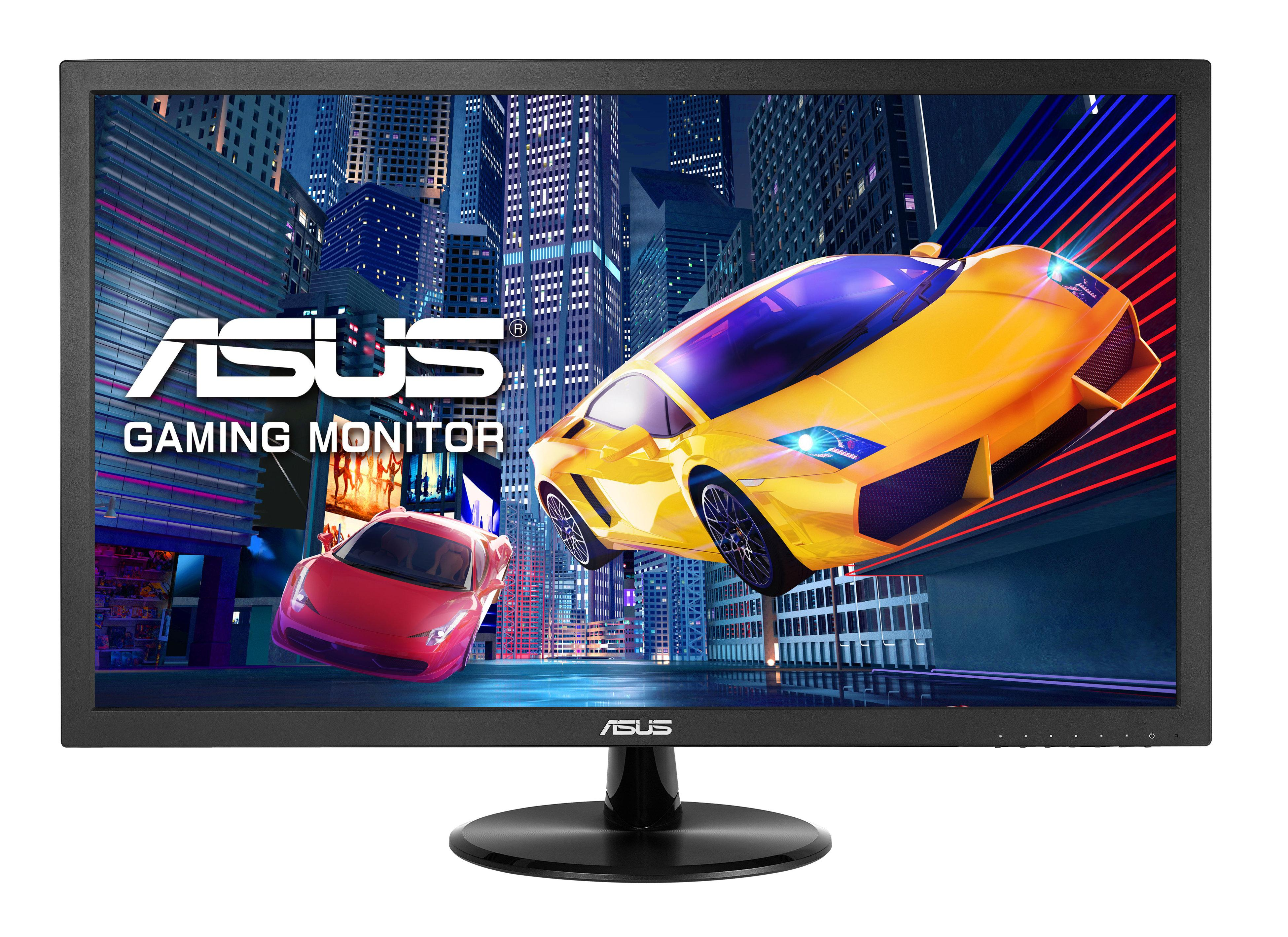 "Монитор ASUS VP248H Gaming 24"" FHD (1920x1080) TN 75Hz Adaptive-Sync 1ms, 2 x 1.5W speakers"