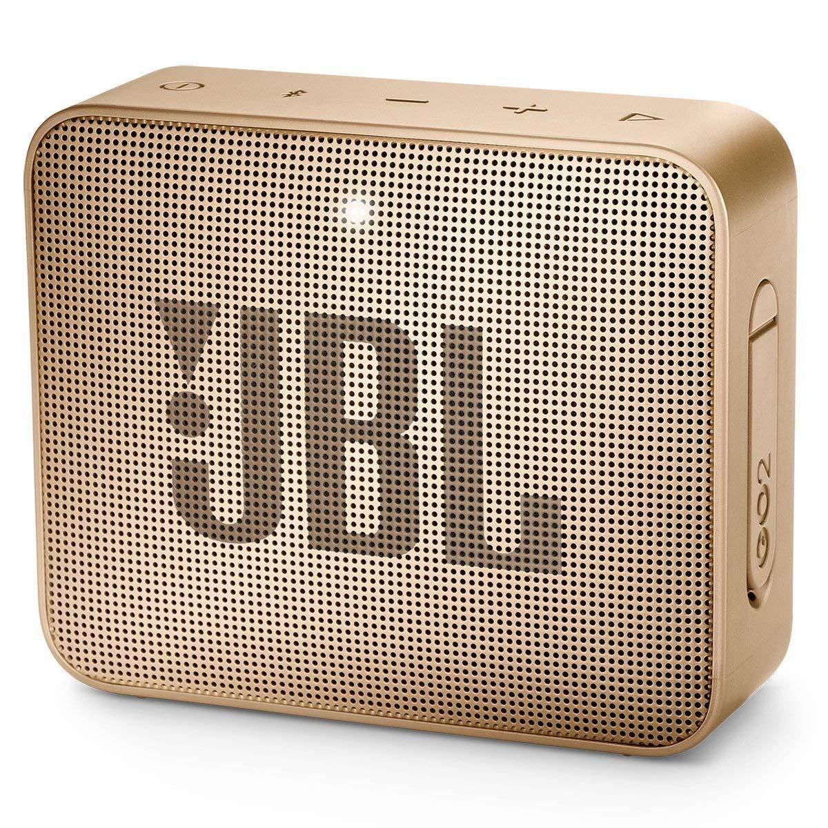 Блутут колонка JBL GO 2 Шампанско