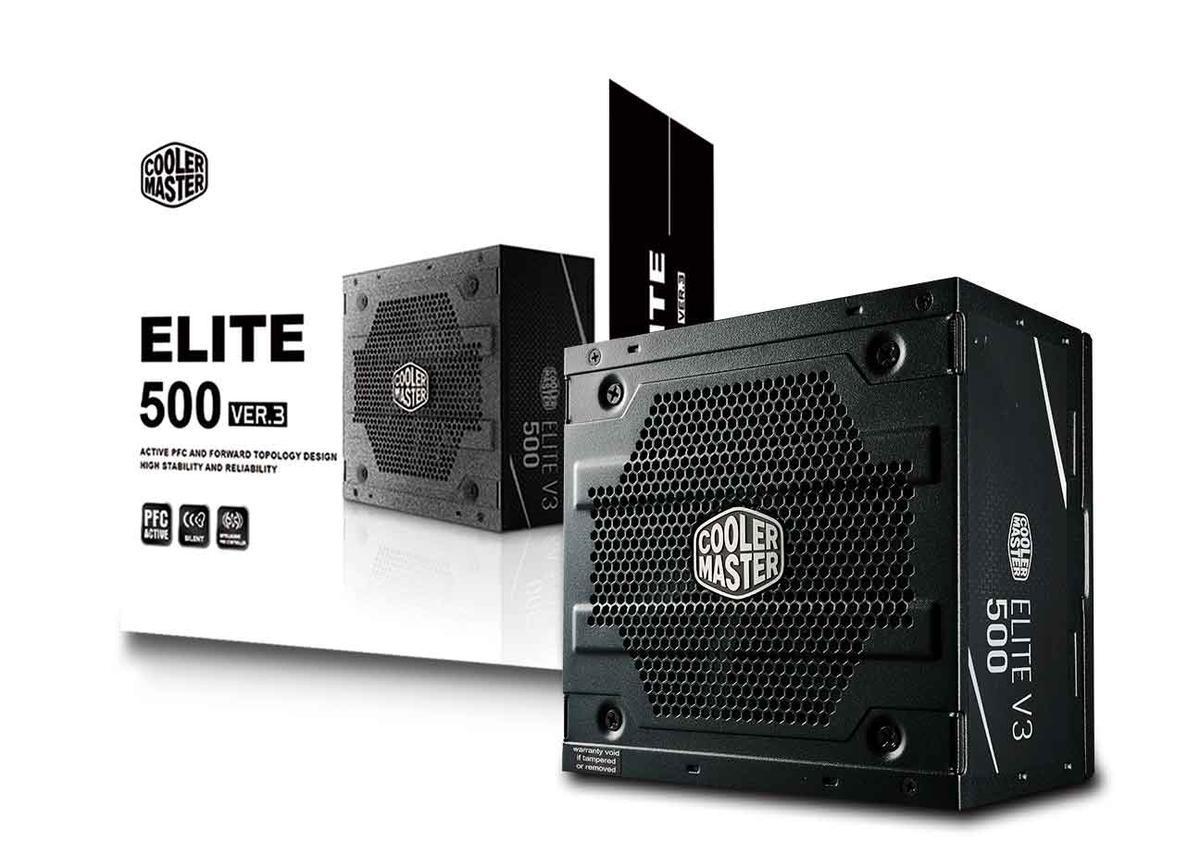 Захранващ блок Cooler Master Elite V3 500W 230V
